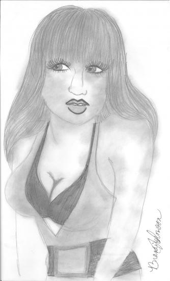 Nicki Minaj par Babybell